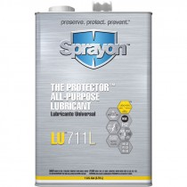 LU711 The Protector™ Lube Spray, 1 Gallon Refill