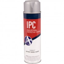 DETROIT DIESEL SILVER IPC SPECIALLY MATCHED PAINT 16OZ AEROSOL