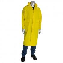 2-Piece Yellow Rainsuit - Large