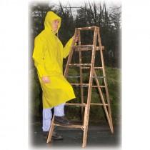 2-Piece Yellow Rainsuit - X-Large