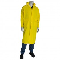 3-Piece Yellow Rainsuit, 4-XL