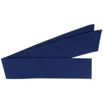 Evaporative Cooling Neck and Headband - Navy