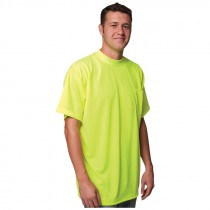 Non-Rated Hi-Vis Poly Short Sleeve T-Shirt