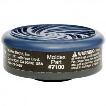 Moldex® Organic Vapor Cartridge for Respirators - 2 Per Pk