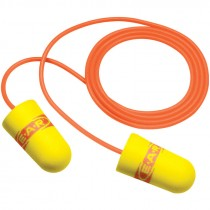 EAR® Soft Super Fit Earplugs - Corded