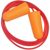 Tapered Foam Corded Earplugs
