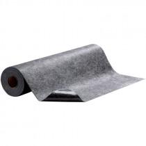 "36"" x 5' Hi-Traffic Absorbent Mat, Adhesive Back, Gray"