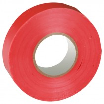 "3/4"" x 20 Yards Red Electrical Tape"
