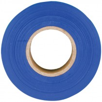 "1-3/16"" x 100 Yd Flagging Tape - Flour Blue"