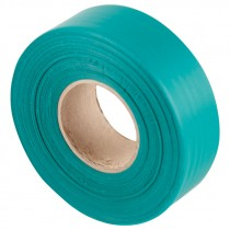 "1-3/16"" x 100 Yd Flagging Tape - Green"