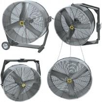 """36"""" 4 -in-1 Direct Drive Mancooler Fan, Industrial-Duty"""