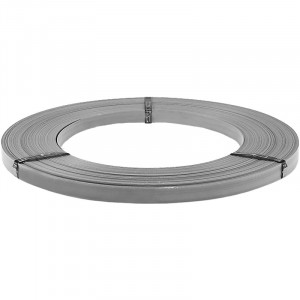 """3/4"""" x .025"""" Hi-Tensile Strapping with Zinc"""