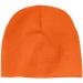 Beanie Cap, Hi-Vis Orange