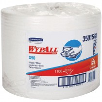 #35015 X50 Wipers - Jumbo Roll - White