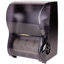 VonDrehle® Hands Free Hardwound Towel Dispenser