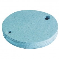 55 Gallon Drum Top Oil Only Sorbent Pads - (25 Pads Per Pack)