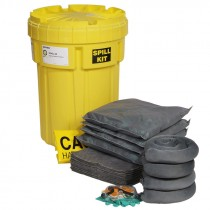 30 Gallon Absorbent Spill Kit, Universal