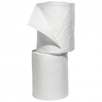 """15"""" x 150' Oil Only Sonic Bonded Sorbent Roll, Heavy Weight"""