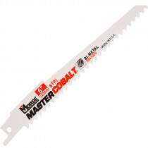 "6"" x 1"" x .050"" 5.5T Master Cobalt® Reciprocating Blade"