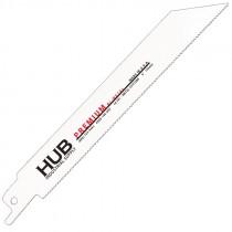 """6"""" x 3/4"""" x .035"""" 18T Premium Bi-metal Blade"""