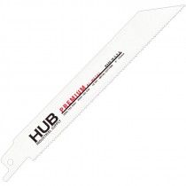 "6"" x 3/4"" x .050"" 18T Premium Bi-Metal Reciprocating Blade"