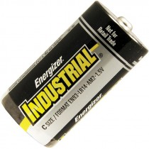 C Energizer® Industrial Alkaline Battery