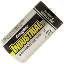 D Energizer® Industrial Alkaline Battery