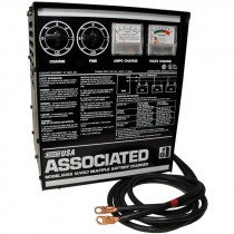 Associated® Model 6065 Parallel Battery Charger, 30 Amp, 12 Volt