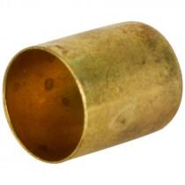 "0.562 ID. x 3/4"" Length Brass Air Hose Ferrule"