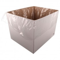"""1.5 Mil Pallet Cover / Gaylord Liner for Pallet Size 48"""" x 48"""" x 72"""" (Roll of 100)"""