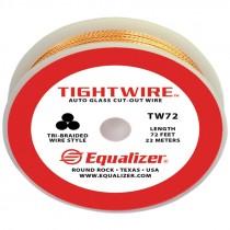 Braided Windshield Wire - 72'