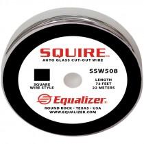 Square Windshield Wire - 72'
