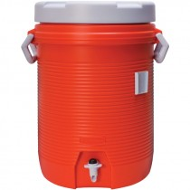 5 Gallon Rubbermaid® Water Cooler - Orange