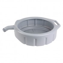 5 Gallon Oil Drain Pan with Snout
