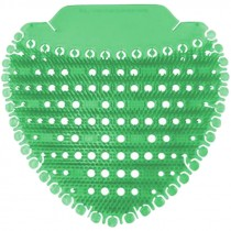 AeroChem™ Urinal Deodorizer Screen, Cucumber Melon, Green