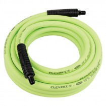 "3/8"" x 25' #300 Flexzilla Air Hose with 1/4"" MPT Ends"