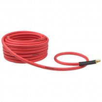 "3/8"" x 50' #300 Hybrid Air Hose with 1/4"" MPT Ends"