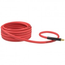 "3/8"" x 25' #300 Hybrid Air Hose with 1/4"" MPT Ends"