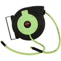 "ZillaReel™ Auto Rewind Air Hose Reel w/ Preinstalled 3/8"" x 50' Flexzilla® Air Hose"