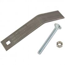 Torque Converter Bracket Kit - (Strap, Bolt and Nut)