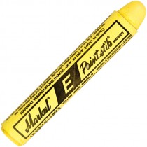 Markal® E Paintstik High Visibility Solid Paint Markers - Yellow