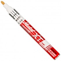Proline XT Valve Action White Paint Marker