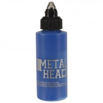 2 OZ BOTTLE BLUE PAINT MARKER METAL TP