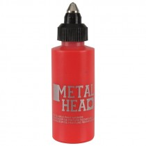 2 OZ BOTTLE RED PAINT MARKER METAL TP