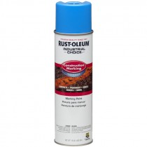 Rust-Oleum® WB Inverted Marking Paint - 17 oz. - Caution Blue