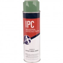 DETROIT DIESEL GREEN IPC SPECIALLY MATCHED PAINT 16OZ AEROSOL