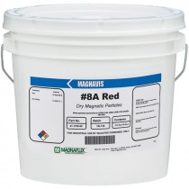 #8A RED 10 LB NON-FLUORESCENT PARTICLES