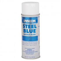 Dykem Steel Blue Layout Fluid
