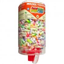 Moldex® SparkPlugs® PlugStation® Earplugs, 500 Pairs, Uncorded