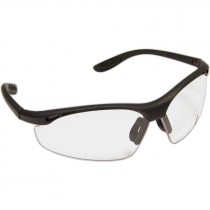 Mag Readers Clear Safety Glasses, 1.5 Diopter